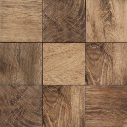Ecotimber Oak 10x10 Floor/Wall Tile