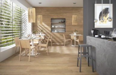 Woodliving Rovere Biondo 30x120 RET