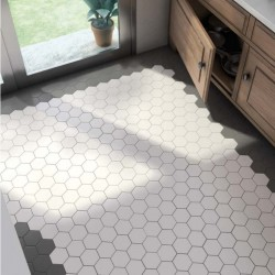 Hexagon Scala White 11,6x10,1 porcelanico