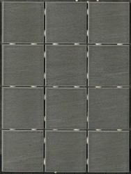 Mineral Antracite 10x10 Floor/Wall Tile