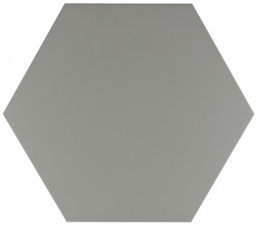 Hexagon Grey 175x175 porcelanico