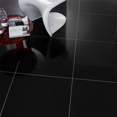 Super Black Polished 60x60 RET