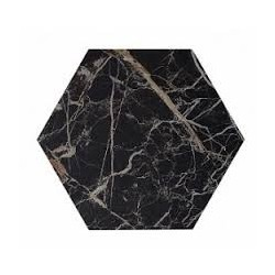 Allmarble Saint Laurent 21x18,2 cm hexagon