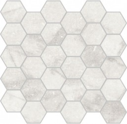Centuries Antique Florence hexagon 29,3x29,4 mosaiikki verkossa