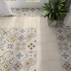 Arkko Fresh MIx Warm Matt 20x20 porcelanico