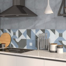 Arkko Fresh MIx Cold Matt 20x20 porcelanico